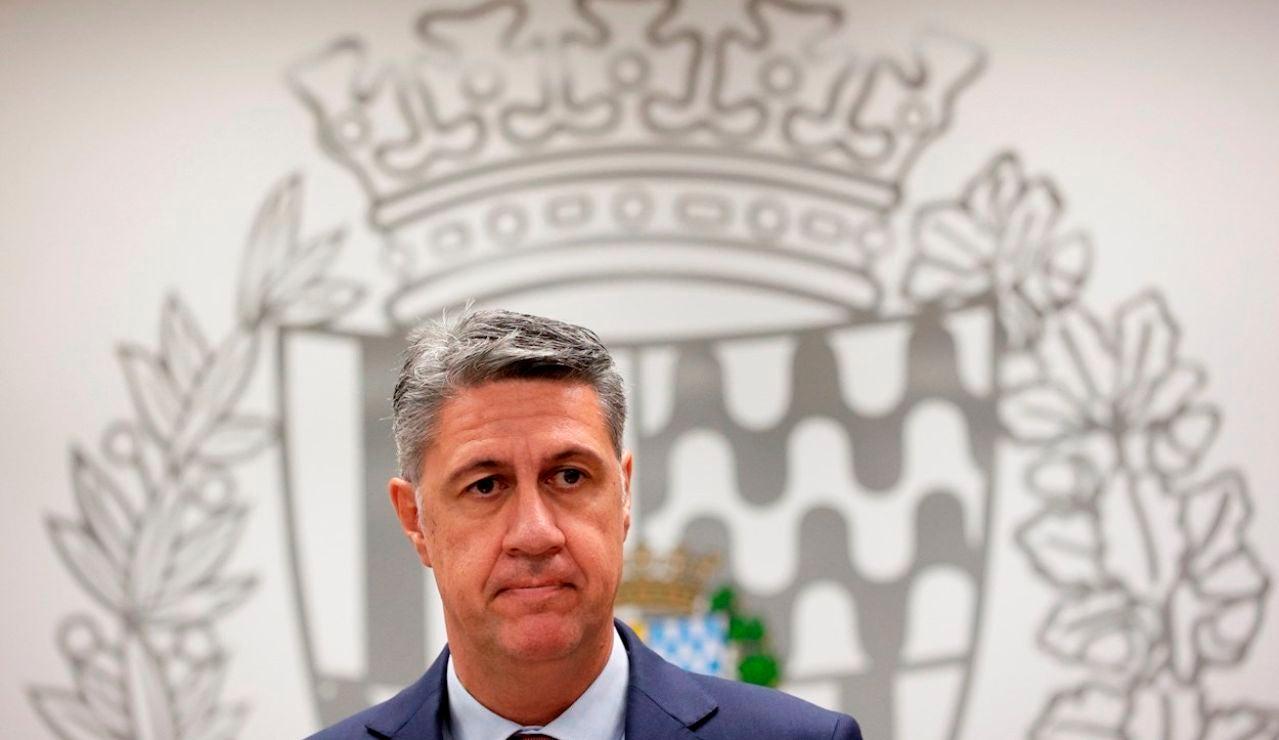 El alcalde de Badalona Xavier García Albiol, en una imagen de archivo