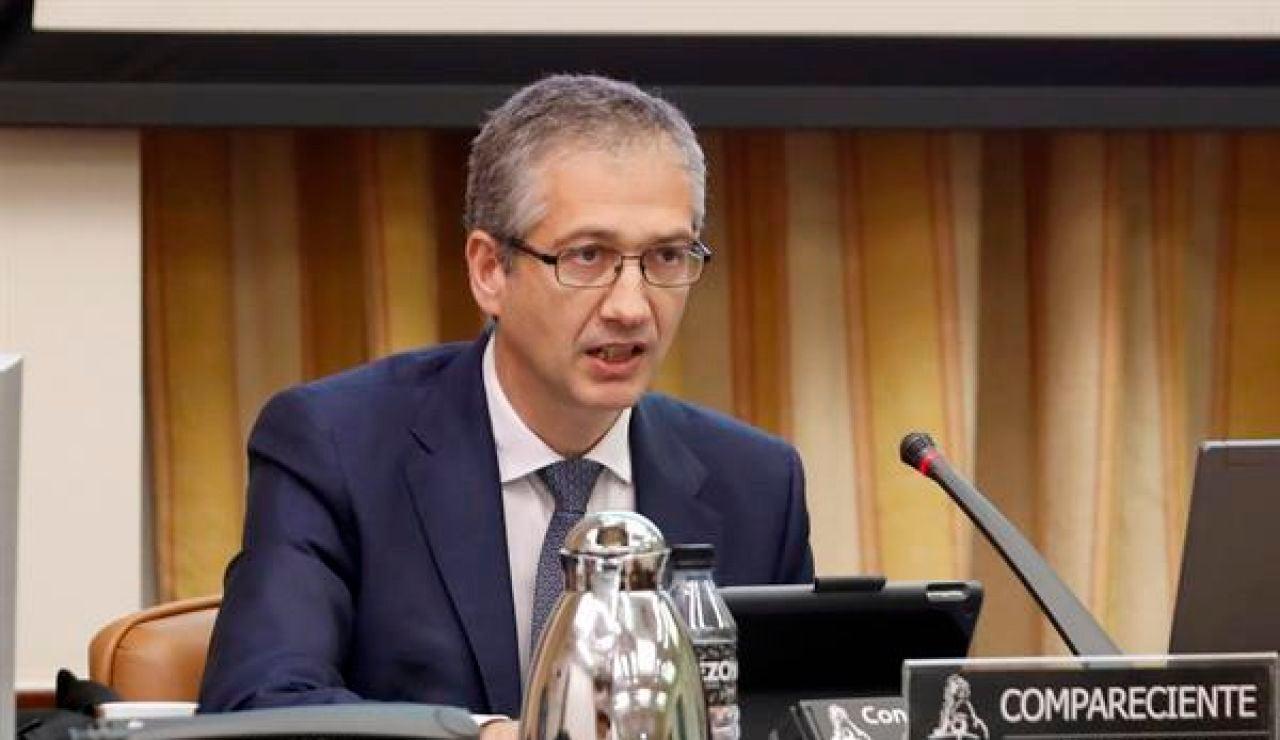"""El Banco de España revisará las proyecciones de crecimiento """"a la baja"""""""