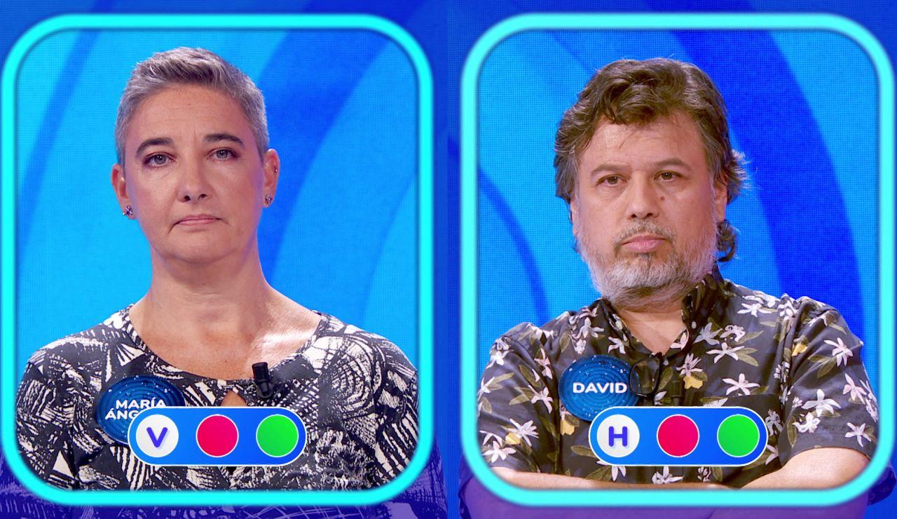 La 'Silla Azul', más caliente que nunca: David se juega su permanencia en 'Pasapalabra'