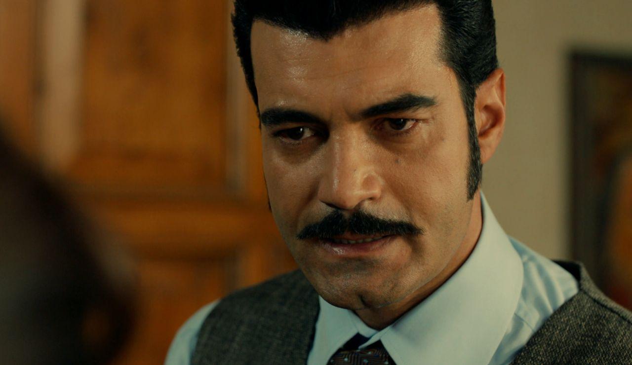 """Demir desconfía de Züleyha: """"¿Cuánto hace que te acuestas con Yilmaz?"""