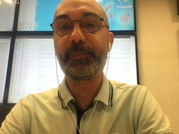 Vulcanólogo explica a Antena 3 Noticias como podría evolucionar el volcán
