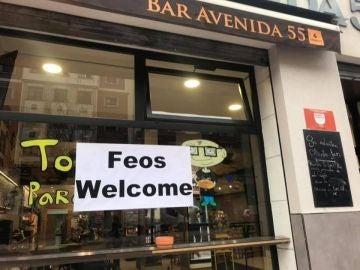 Un bar en Logroño ofrece descuentos para gente fea y suplementos por elegir la tortilla de patatas sin cebolla