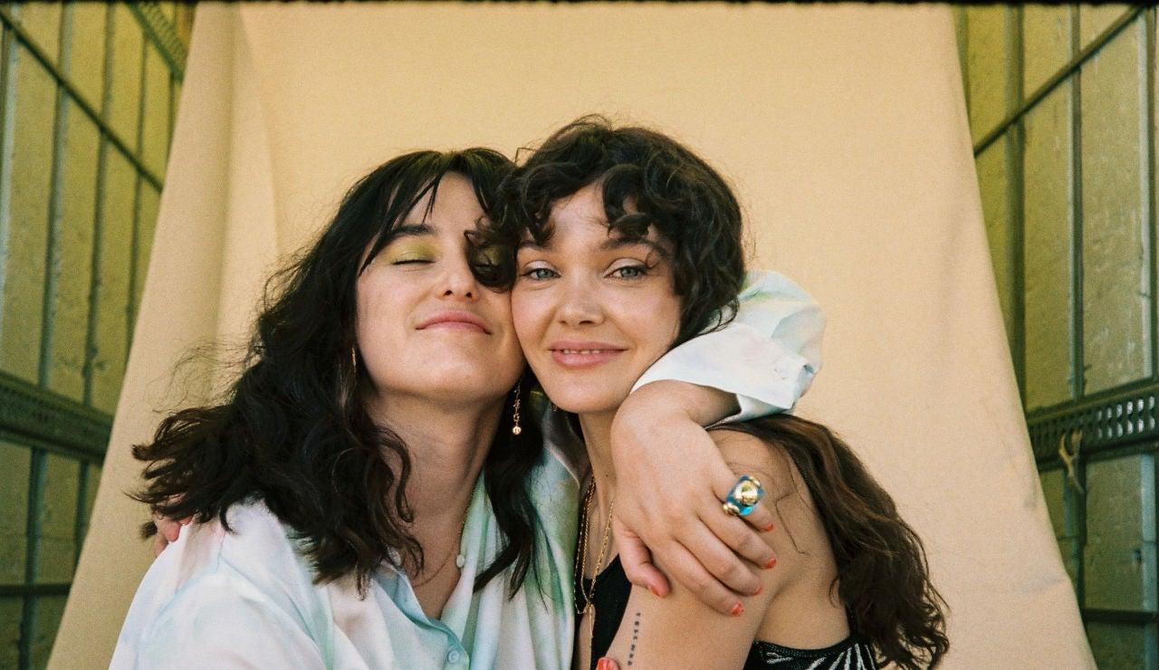 Claudia Costafreda y Ana Rujas