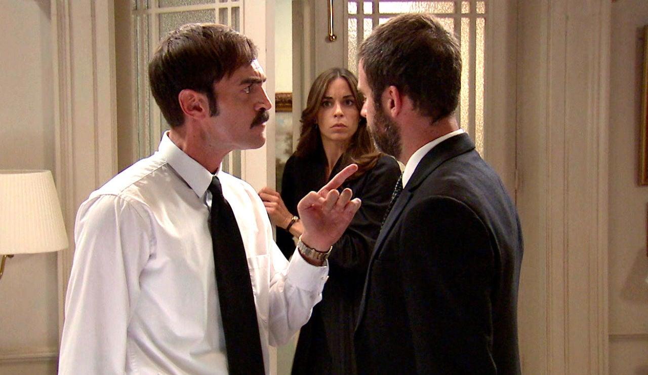 """Raúl, enfadado: """"Ni en el peor día de mi vida me puedo librar de las jugarretas de mi primo"""""""