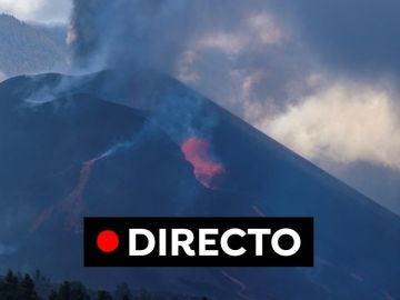 El volcán de La Palma: La rotura del cono, el avance de la lava y la calidad del aire, en directo