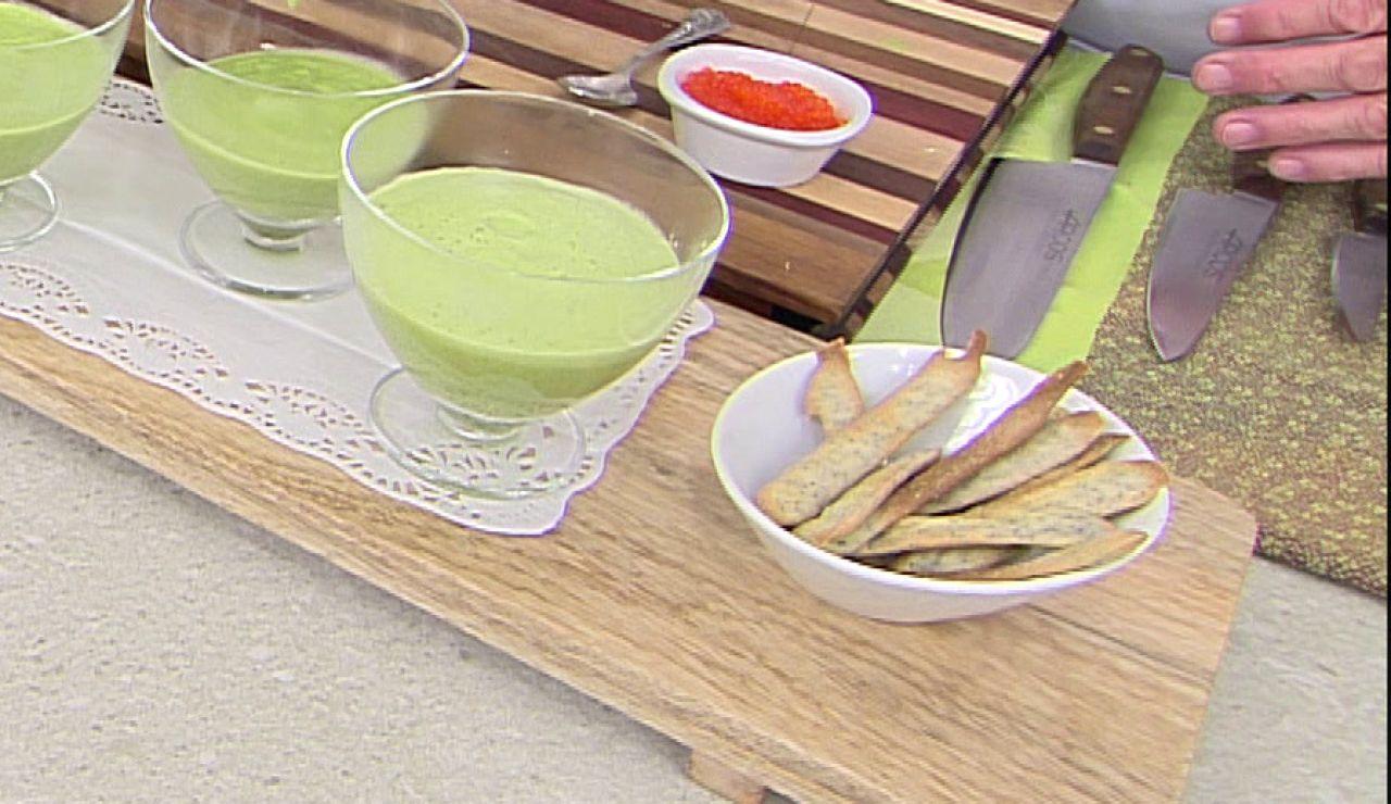 Karlos Arguiñano: Cómo elaborar tus propios palitos de pan en 5 minutos