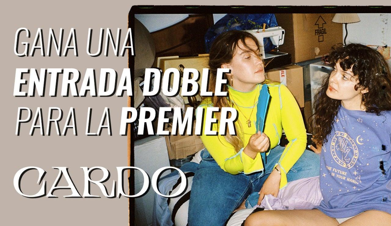 Consigue una entrada doble para la premier de 'Cardo' en Madrid