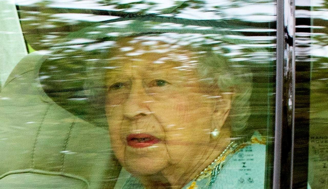 La reina Isabel II, en una imagen de archivo