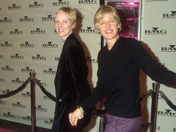 Anne Heche y Ellen DeGeneres