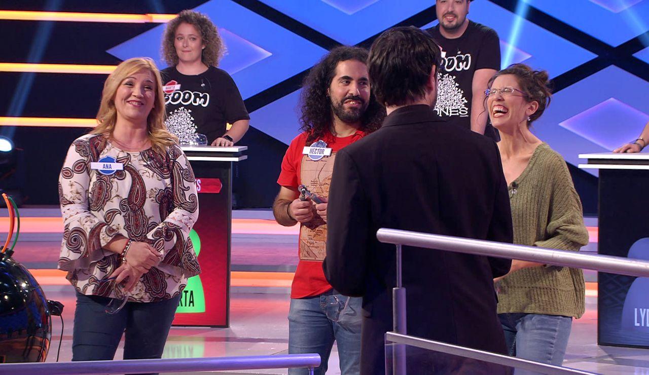 Juanra Bonet flipa con la canción científica de 'Libérrimos' al ritmo de 'Palomitas de maíz'