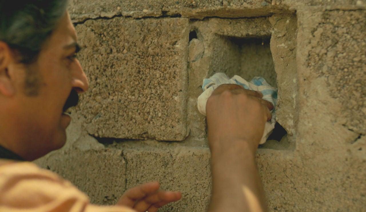 Saniye descubre el escondite de Gaffur