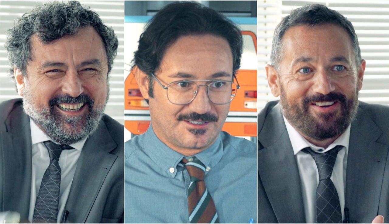 'Los hombres de Paco', ¿ante el atraco de 'La casa de papel' o una pandemia? Los protagonistas revelan cómo lo resolverían