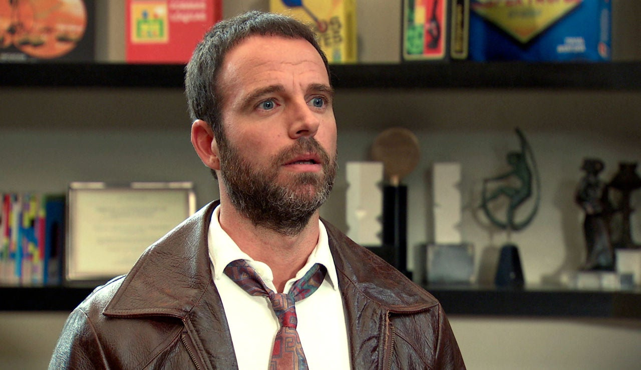 """Raúl, a Fran sin miramientos: """"Estás despedido"""""""