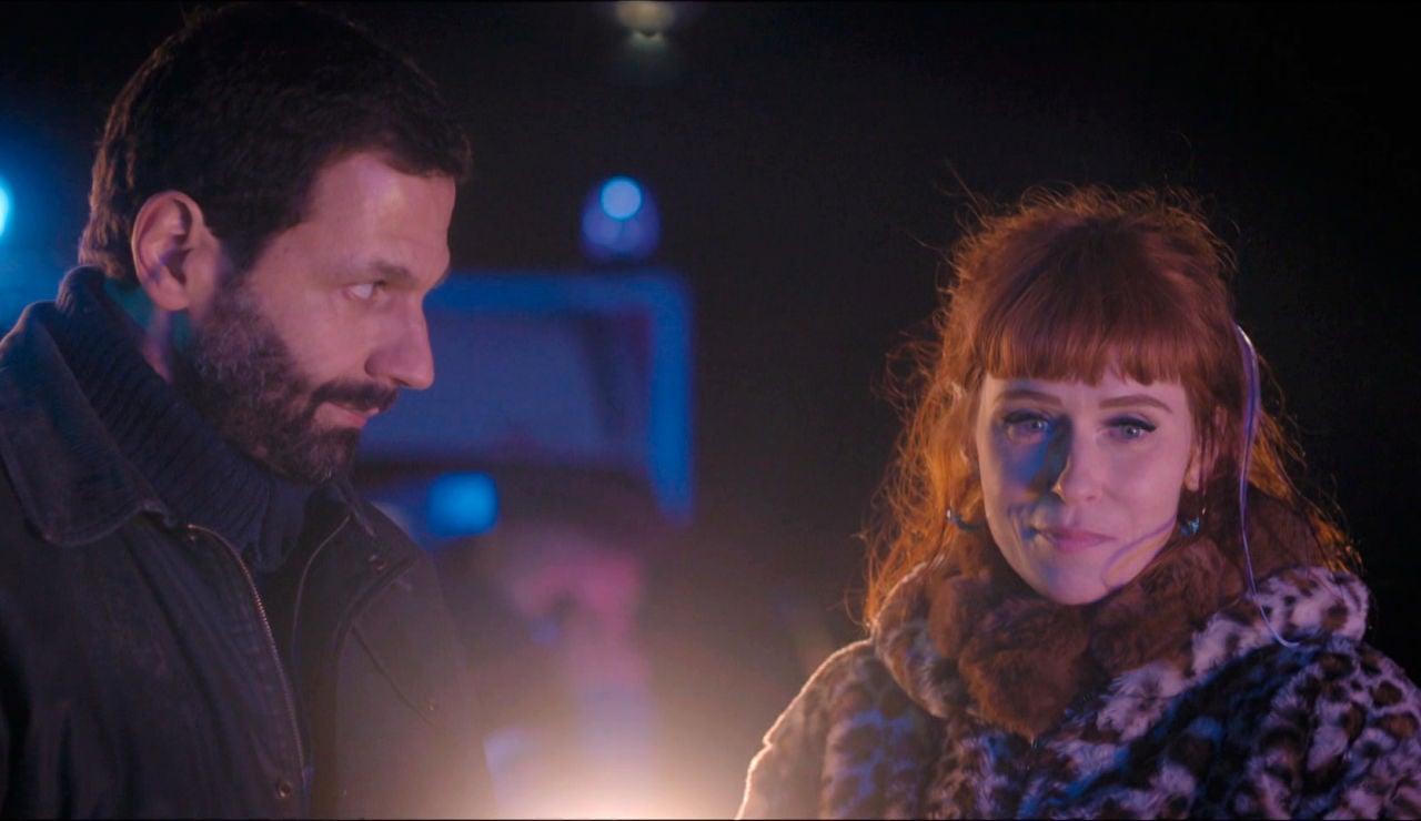 Morgane y Adam comienzan a entenderse ante un caso de amor enfermizo