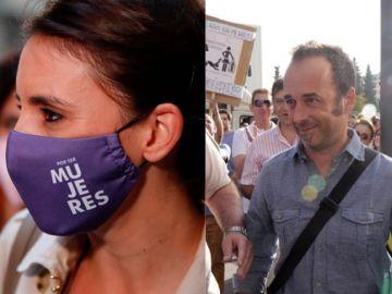 La expareja de Juana Rivas celebra un acto de conciliación con Irene Montero, a quien pide 80.000 euros