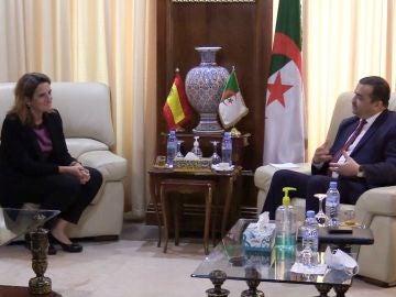 Argelia-España