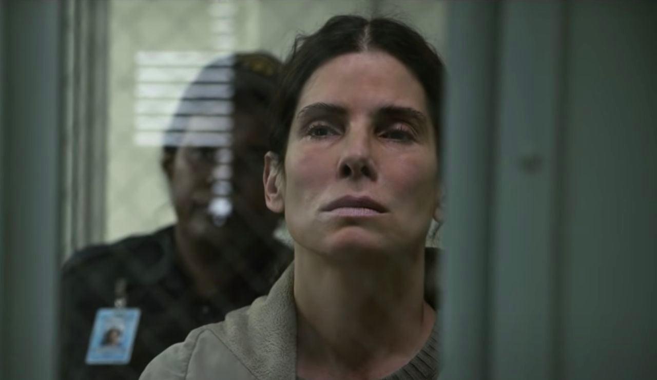 Sandra Bullock en 'Imperdonable'
