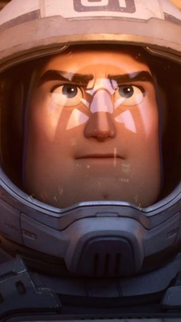 Escena de 'Lightyear' de Pixar
