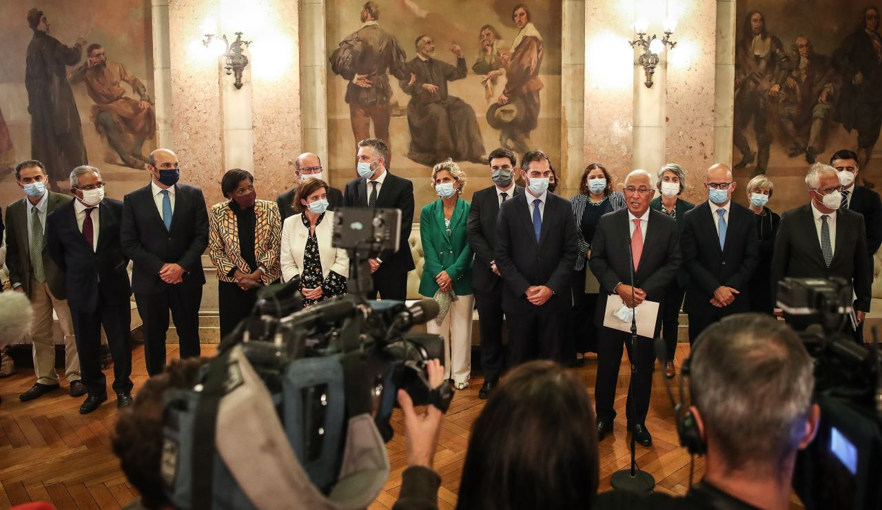 Portugal rechaza los presupuestos generales para 2022