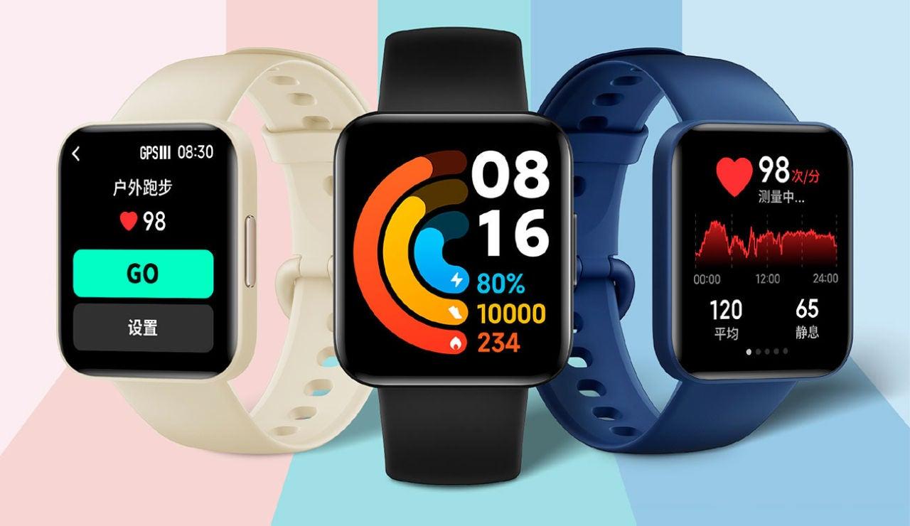 Nuevo Redmi Watch 2, la alternativa barata al Apple Watch de Xiaomi