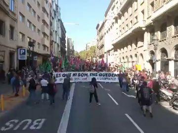 Arranca la huelga de funcionarios catalanes, ¿qué exigen y qué servicios mínimos hay?