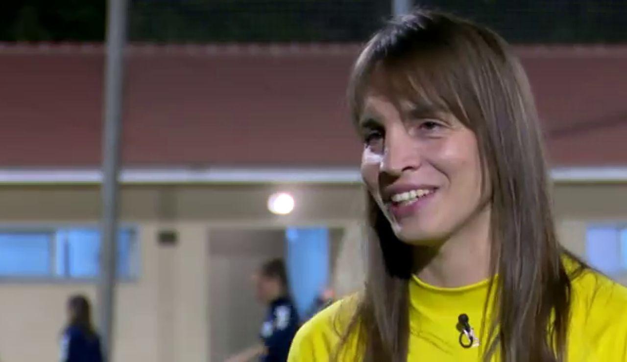 Alba Palacios, la futbolista transexual que ha cumplido su sueño