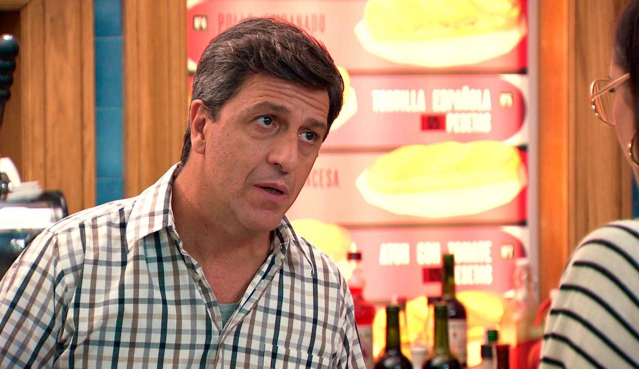 """Ismael se sincera con Cristina: """"Necesito que la verdadera razón por la que entré en prisión no salga de aquí"""""""