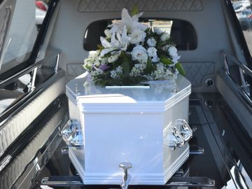 El coste de los entierros