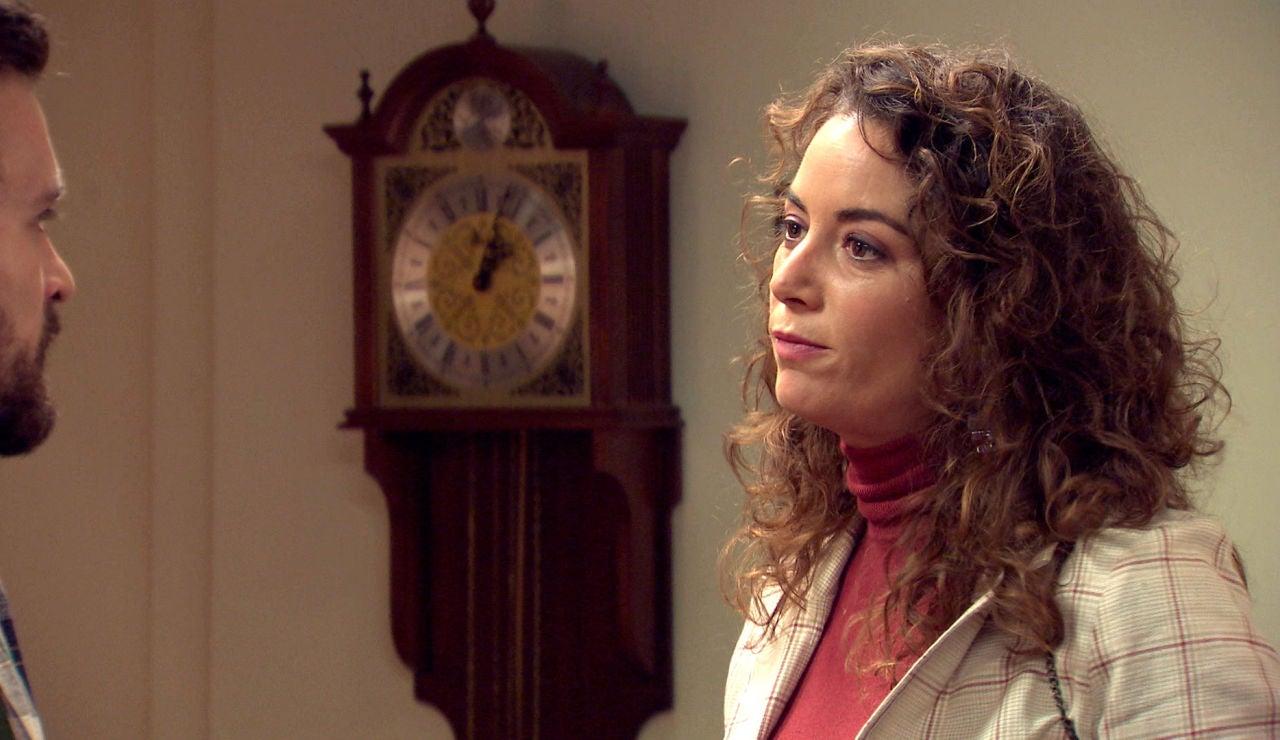 Sonia descubre el verdadero motivo por el que Medina es incapaz de enamorarse