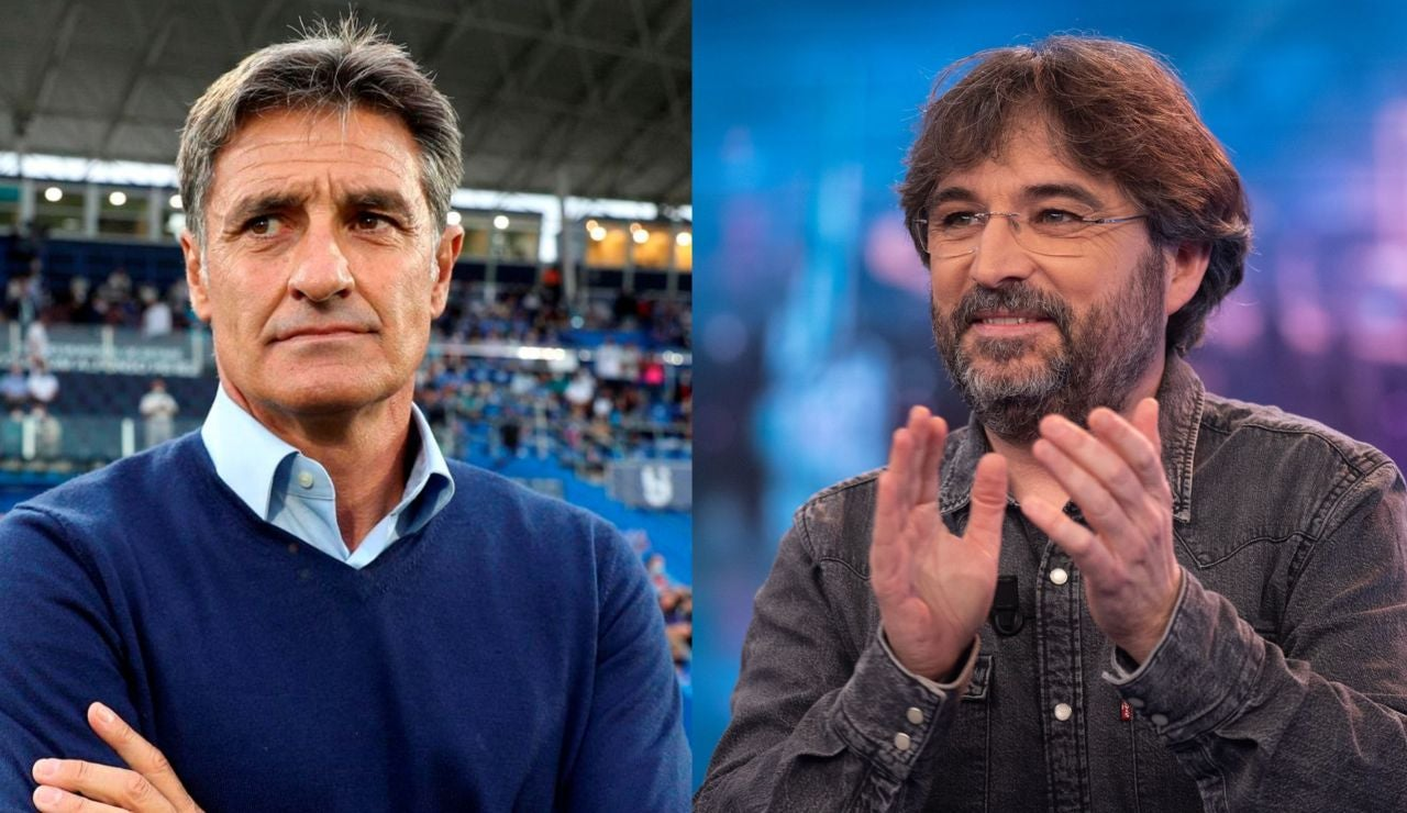 Jordi Évole bromea con el 'suena Míchel' y recibe la respuesta del entrenador en Twitter