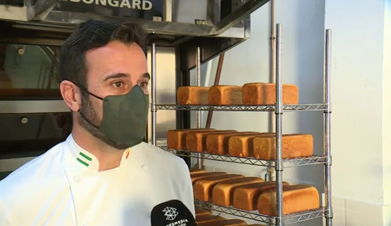El mejor panadero del mundo está en Lebrija, Sevilla